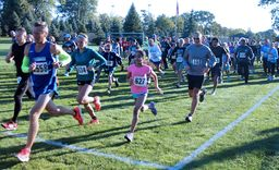 Register for the Fun Run Oct. 14