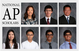 Canterbury students receive 79 AP Scholar designations and 7 National AP Scholar awards