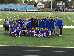 Cavs to play for sixth state soccer title