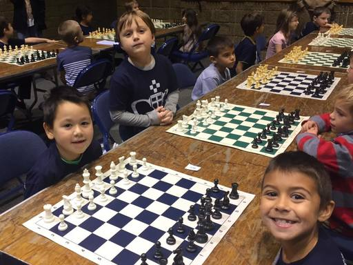 K-12 State Chess Championships