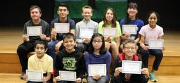 Spelling champ moves on to Regional Bee