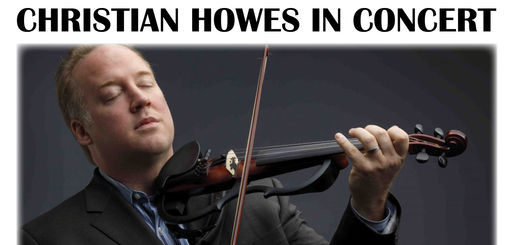 Canterbury Fine Arts Presents: Christian Howes in Concert