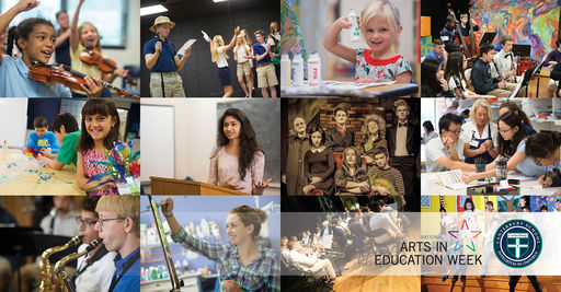 Canterbury School Celebrates National Arts in Education Week