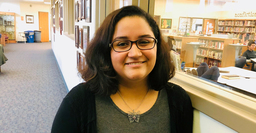 What Home Means to Amanda Martinez Moreno: Canterbury School's National Hispanic Recognition Program Scholar