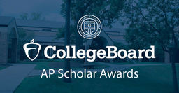 Canterbury's AP Scholars Announced by College Board