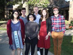 Eight Canterbury High School Students Earn National Merit Program Recognition
