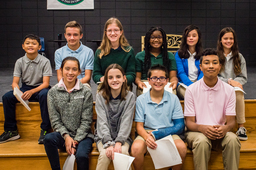 Middle School announces first Cav-E Award recipients