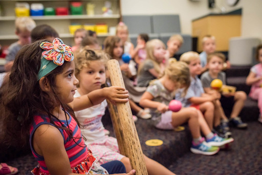 The Benefits of Music in Early Childhood