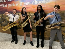 Students Impress at ISSMA Solo & Emsemble