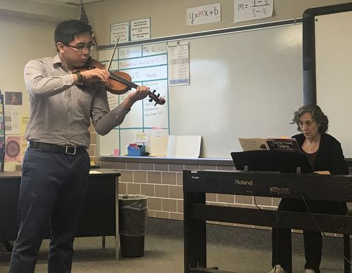 Canterbury Music Students Shine at State ISSMA